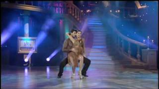 Argentina y España (Duelo) - Cha cha - Segundo Campeonato Mundial de Baile (HD) 13/06/10