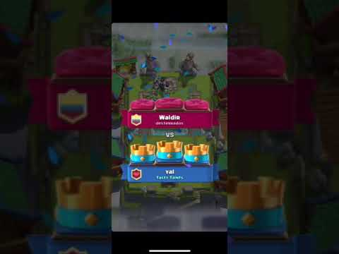 A day in the life of a Max hunter Clash royale