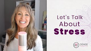 Everything you need to know about Stress!! | Denise Yoga Co Podcast | Ep 01