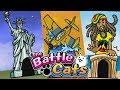 The Battle Cats #12: NEW YORK + BERMUDA + JAMAICA !!!