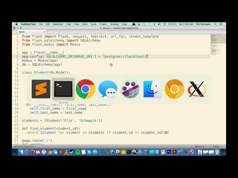 Free Python with Flask Fundamentals Course   Rithm School