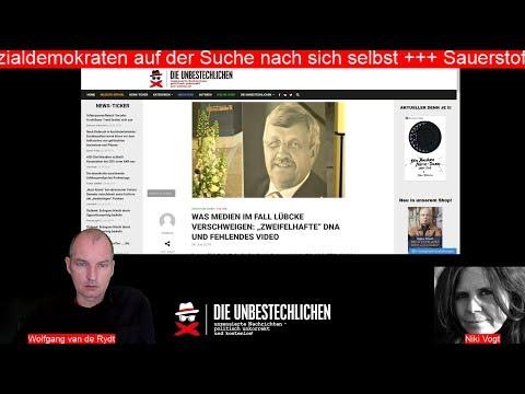 Freie deutsche Presse News: Was die Medien im Fall Lübcke verschweigen u.a.