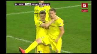 1:0 - Николай Сигневич. БАТЭ - Торпедо (Минск) (13/05/2018. Высшая лига, 7 тур)