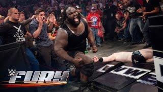19 Barricade-Blasting Moves: WWE Fury, May 31, 2015
