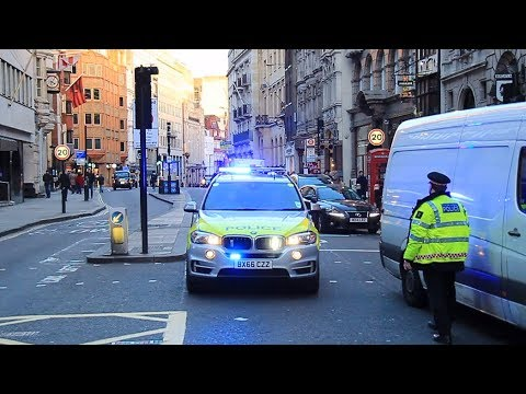 City Police assist Armed Response Vehicle responding