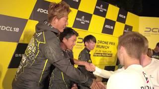 日本初プロドローンレースチーム『RAIDEN RACING』初出場のヨーロッパ最高峰ドローンレースリーグ『Drone Champions League2018』開幕戦2位、第2戦3位と、連続表彰台!