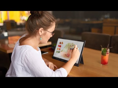 Stay Productive and Creative with the Lenovo Yoga Duet 7i Featuring 10th Gen Intel