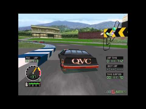 Andretti Racing - Gameplay PSX (PS One) HD 720P (Playstation classics) thumbnail