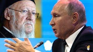 Томос для Украины, дряблый рейтинг Путина, встреча с Меркель и присяга Юли. HELGI`s NEWs