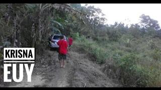Makhluk Gaib Membawa Mobil Ke Tengah Hutan | Supernatural beings bring a car forestry