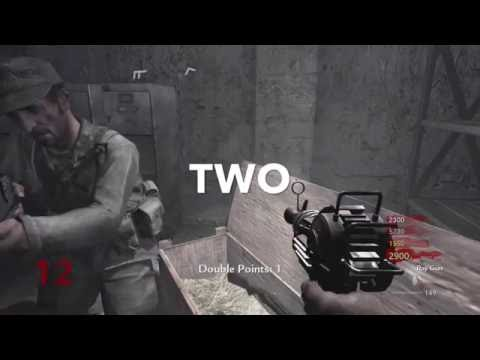 WaW Zombies Xbox One Funny Moments 3 (Bhop Can't Buy the Box)