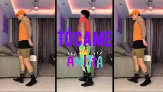 Baixar Coreografia Tócame - Anitta feat. Arcangel, De La Ghetto