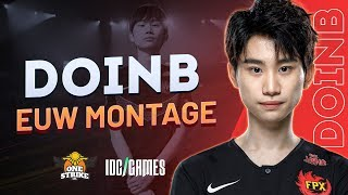 FPX DOINB Montage EUW SoloQ Highlights