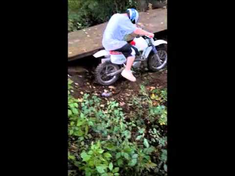 Epic Dirtbike Fail - Must Watch!