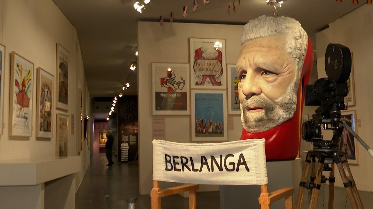 El MuVIM homenajea al cineasta Luis García-Berlanga en una exposición -  YouTube