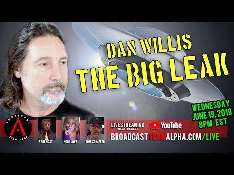 BREAKING UFO NEWS - THE BIG LEAK  - BTA WEEKLY