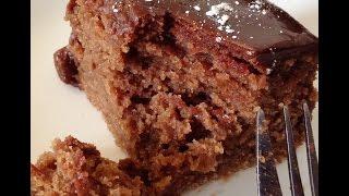 How To Make Eggless Chocolate Crazy Cake Super Easy One Bowl Mixl!