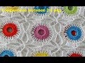 Поделки - Соединение мотивов 2 и 3 рядов,вязание крючком2ч,crochet motifs, (узор №182)