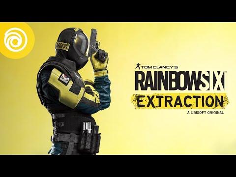 Rainbow Six Extraction — Operator Showcase: Vigil