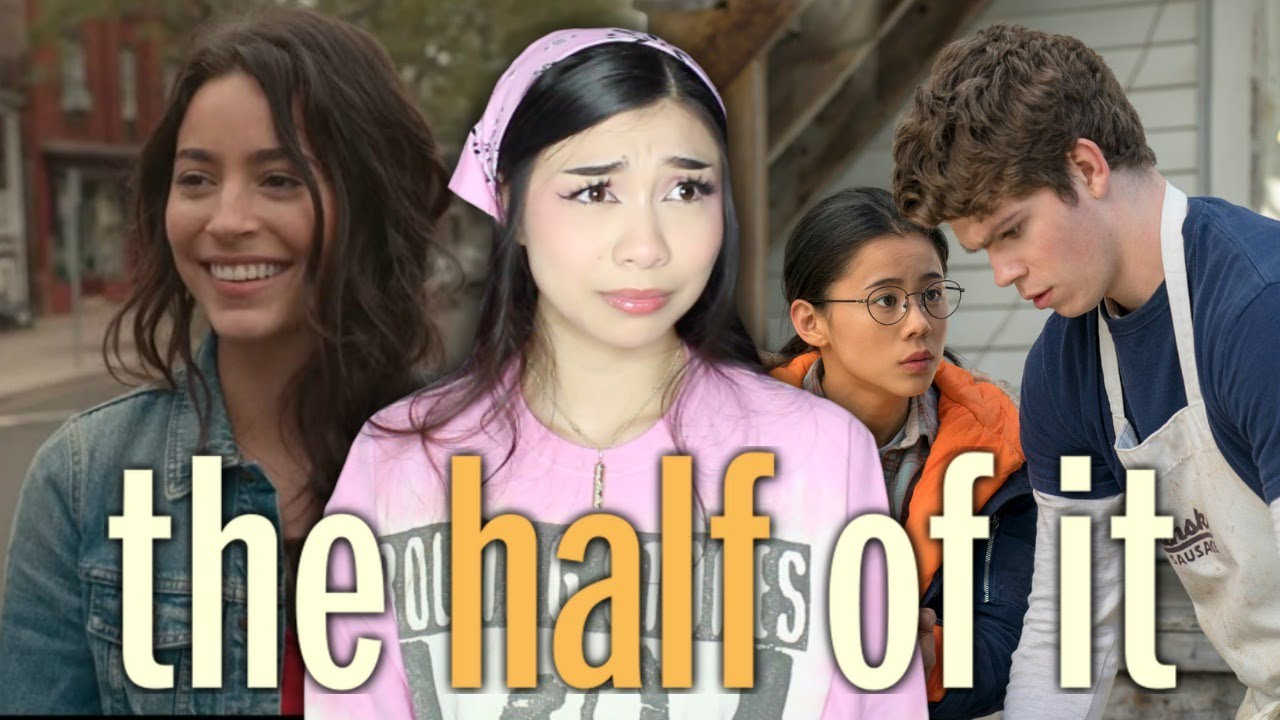 Download I WATCHED **THE HALF OF IT** FOR THE FIRST TIME