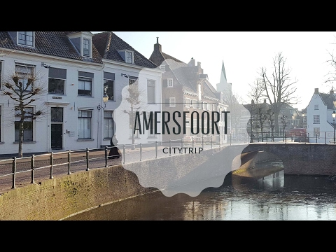 Städtereise nach Amersfoort in Holland - A weekend in Amersfoort - The Netherlands