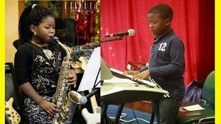 Joke joshua presents the  latest nigerian music videos 2015 - gospel music on alto saxophone