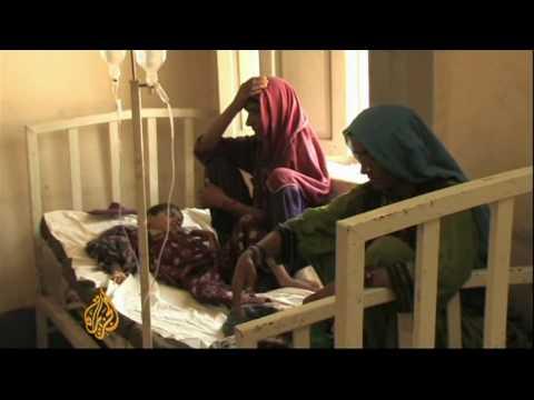 Disease fear for flood-hit Pakistan