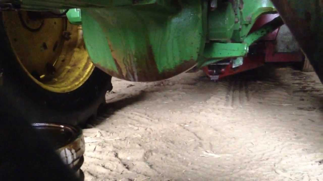 maxresdefault changing a tractor's motor oil (john deere 4230) youtube