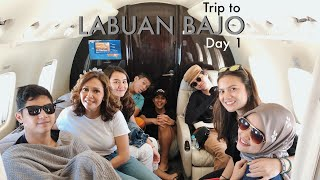 #ELVLOG2 Trip to Labuan Bajo day 1