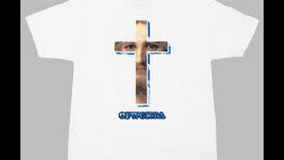 Odd Future Jesus Cross Shirt
