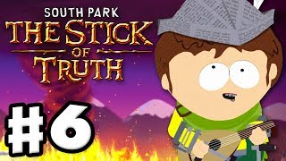 South Park: The Stick of Truth - Gameplay Walkthrough Part 6 - Jimmy the Bard! (PC)