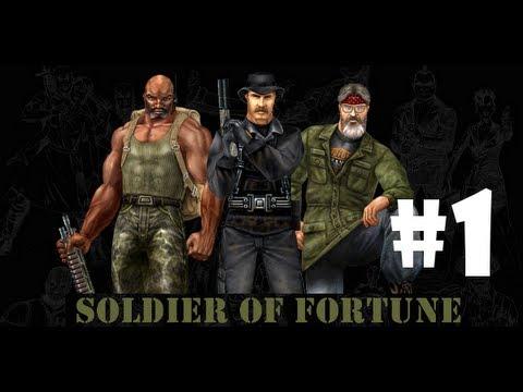 Zagrajmy w SOLDIER OF FORTUNE | Platinum #001 [ARCHIWALNE]