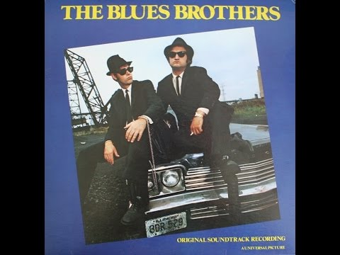 ♪ Blues Brothers - Peter Gunn Theme 1980