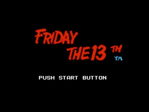 Retro-Matic Gamer: Let's Play Friday the 13th (NES gameplay)