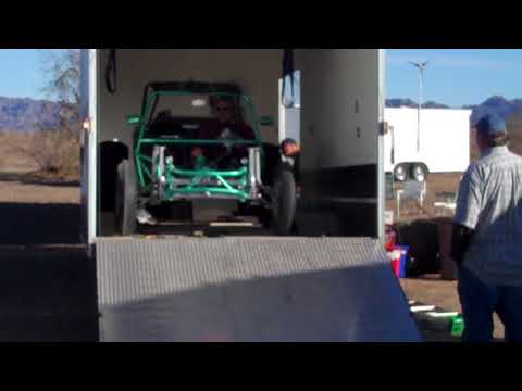 how to gently load your rig for glamis