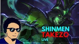 BESTXANA RANKING | Shinmen Takezo Live | Mobile Legends