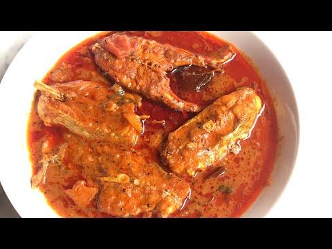 Nellore Chepala pulusu recipe Andhra fish curry recipe