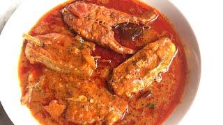 Nellore Chepala pulusu recipe/Andhra fish curry recipe/నెల్లూరు చేపల పులుసు తయారి విధానం