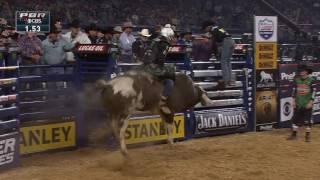 Bonner Bolton, PBR Bull Rider