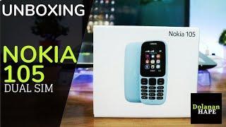 Unboxing Nokia 105 Dual Sim