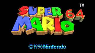 Super Mario 64 Music - Dire, Dire Docks & Jolly Roger Bay (Underwater) EXTENDED
