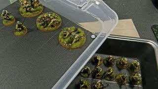 How To Make A Dual Layer Magnetized Miniature Storage Box