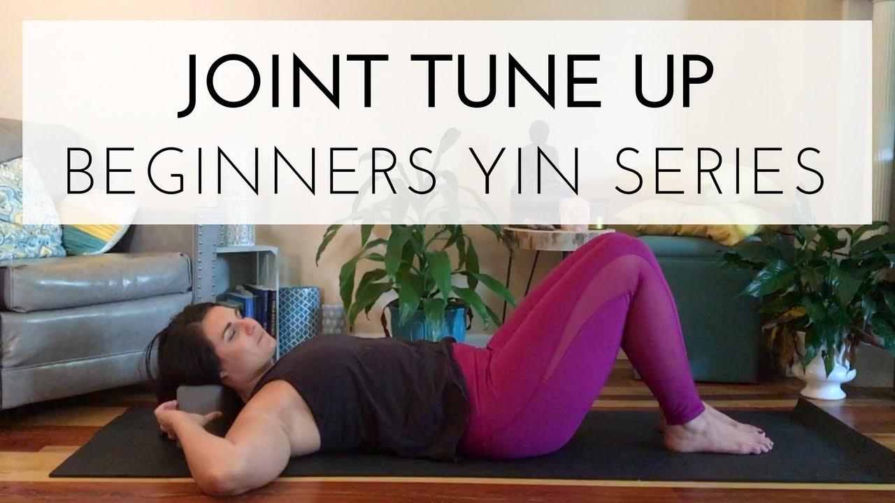 Yin Yoga For Joint Pain 20 Minute Beginner Yin Yoga Class Alana Kane Yoga Youtube