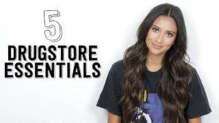 My 5 Drugstore Essentials | Shay Mitchell by : Shay Mitchell