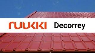 Металлочерепица Ruukki Decorrey | Руукки Декорей обзор