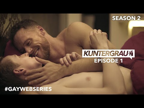 KUNTERGRAU | GAY WEB SERIES | EPISODE 1 | SEASON 2