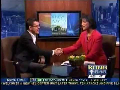 Robert V. Taylor's Interview on KONG Seattle WA -May 11 2012