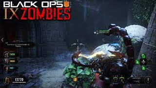 THE BLIGHT HAS BEEN PURGED!!   IX Main Easter Egg Hunt And Boss Fight Hunt   Black Ops 4 Zombies