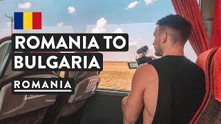 12 HOURS ROMANIA TO BULGARIA BUS   Bucharest to Plovdiv Travel Vlog 2018