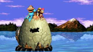 Donkey Kong Country 3: 105% T - The True End